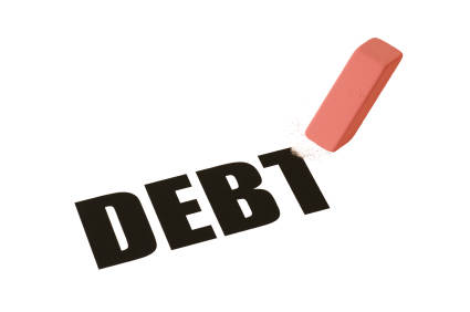 Erase Debt With A Bad Credit Consolidation Loan