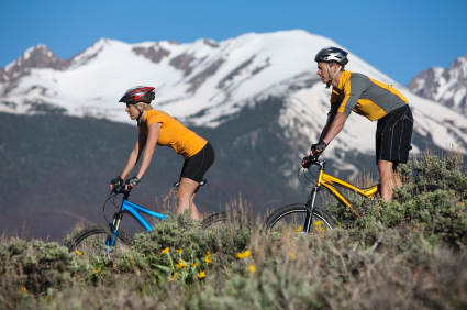 Colorado bicyclists: Liens and credit card debt