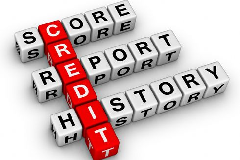Credit Score Report History
