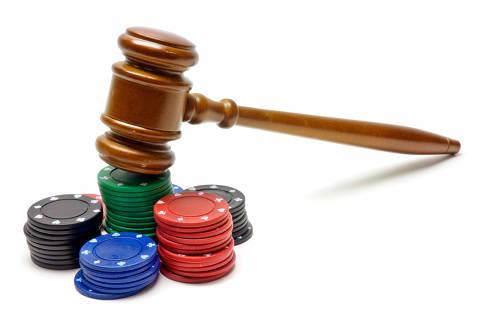 Marker gambling debt