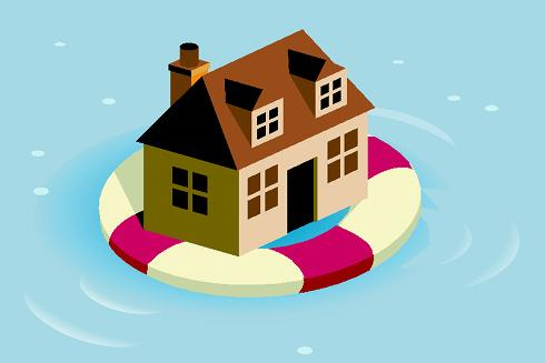 Use a HARP refinance for your underwater home