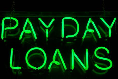 Payday Loans Neon Sign | Payday Loan Laws