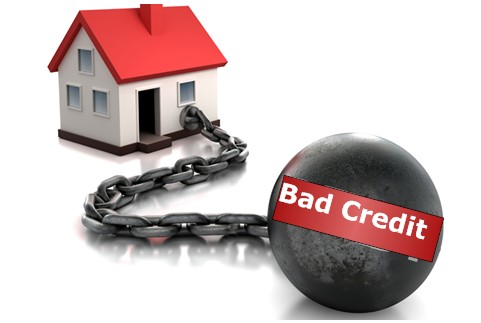 Bad Credit Mortgage Loans - Weighing You Down?
