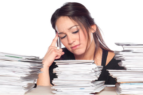 Stafford Student Loan Paperwork