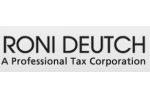 Roni Deutch Logo